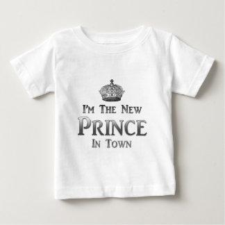 Soy el nuevo príncipe In Town Playera De Bebé