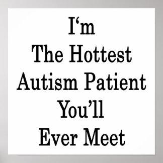 Soy el paciente más caliente del autismo que usted impresiones