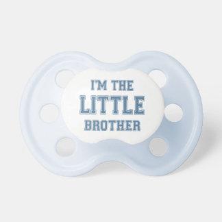 Soy el pacificador del bebé de pequeño Brother Chupetes De Bebé