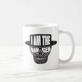 Soy el peligro taza de café