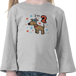 Soy el perrito 2 camisetas