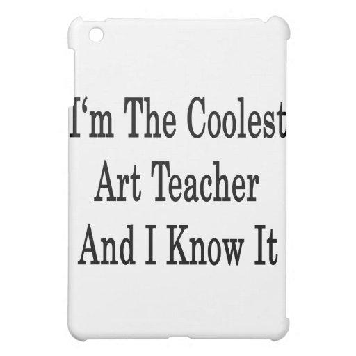 Soy el profesor de arte más fresco y lo sé