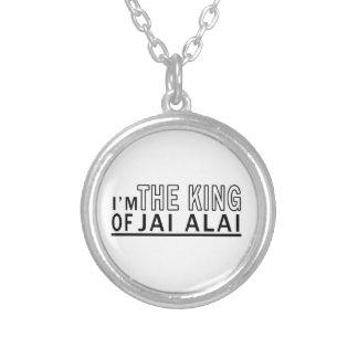 Soy el rey Of Jai Alai Grímpola