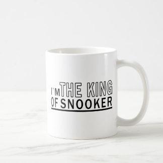 Soy el rey Of Snooker