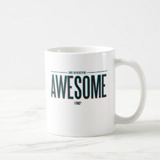 Soy el ser demasiado ocupado impresionante taza