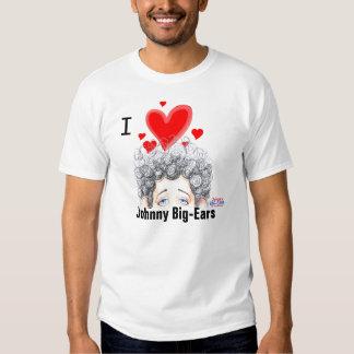 SOY el SER ESPECIAL APENAS YO, camisa de Johnny