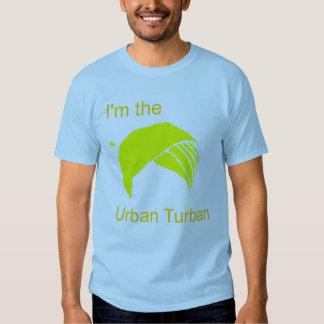 Soy el turbante urbano playera