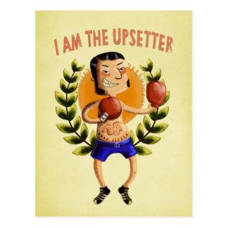 Soy el Upsetter Postal
