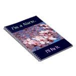 Soy enfermera que lo fijaré los regalos de los cua cuadernos