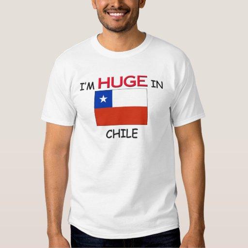 Soy ENORME en CHILE Remera