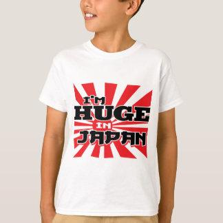 Soy enorme en Japón Camisas