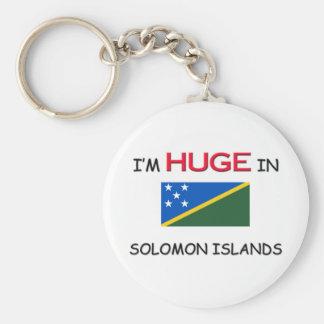Soy ENORME en SOLOMON ISLAND Llaveros