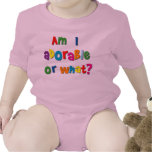Soy enredadera infantil adorable traje de bebé