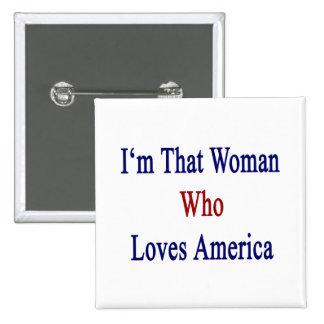 Soy esa mujer que ama América
