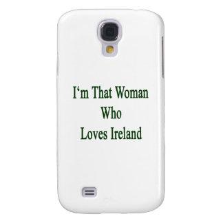 Soy esa mujer que ama Irlanda