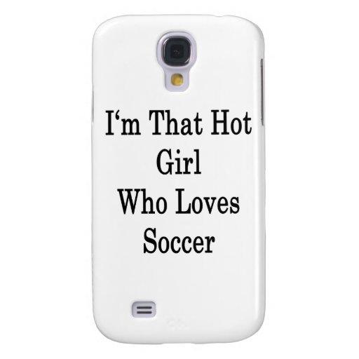 Soy ese chica caliente que ama fútbol