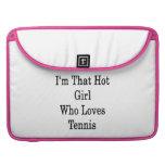 Soy ese chica caliente que ama tenis funda macbook pro