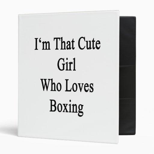 """Soy ese chica lindo que ama el encajonar carpeta 1"""""""