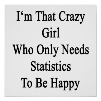 Soy ese chica loco que necesita solamente póster