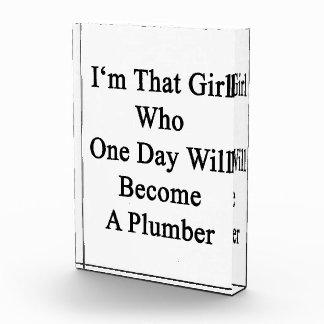 Soy ese chica que sentirá bien un día a un