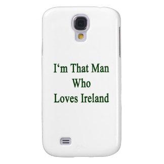 Soy ese hombre que ama Irlanda
