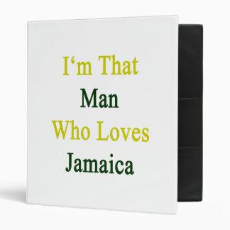 Soy ese hombre que ama Jamaica