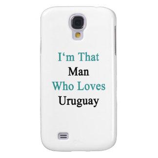 Soy ese hombre que ama Uruguay