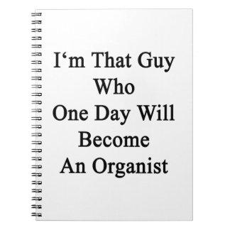 Soy ese individuo que sentirá bien un día a un libro de apuntes