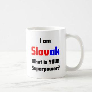 Soy eslovaco taza