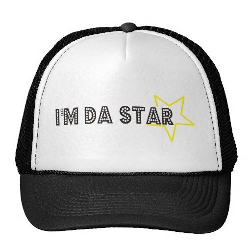Soy estrella de DA Gorros Bordados