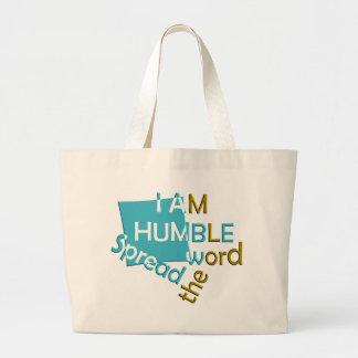 Soy extensión humilde la palabra bolsas