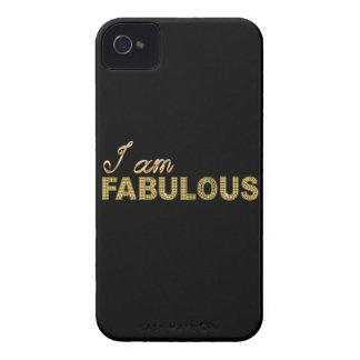 Soy fabuloso iPhone 4 carcasas