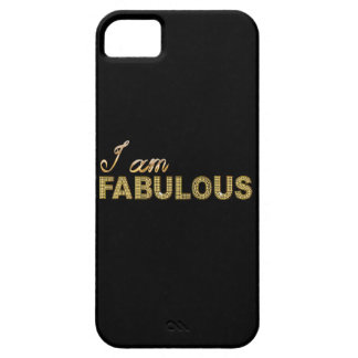 Soy fabuloso iPhone 5 carcasas