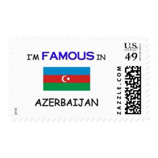 Soy famoso en AZERBAIJAN Sello