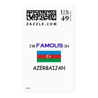 Soy famoso en AZERBAIJAN Sellos