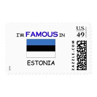 Soy famoso en ESTONIA Envio