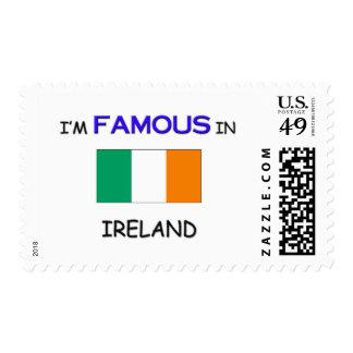 Soy famoso en IRLANDA Sellos