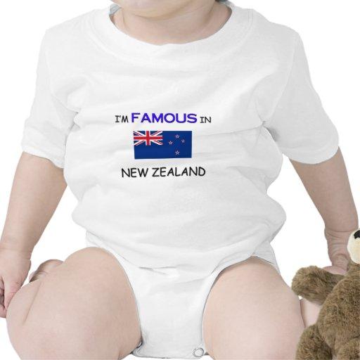 Soy famoso en NUEVA ZELANDA Trajes De Bebé