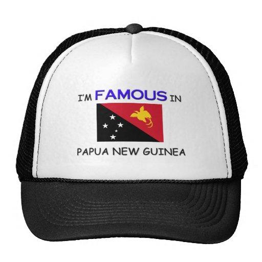 Soy famoso en PAPÚA NUEVA GUINEA Gorros