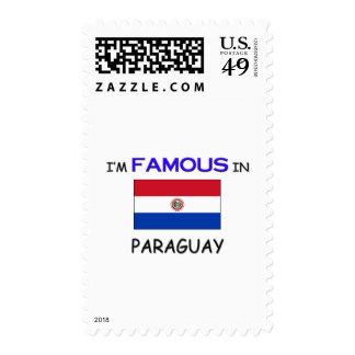 Soy famoso en PARAGUAY Sellos