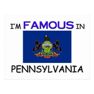 Soy famoso en PENNSYLVANIA Postal