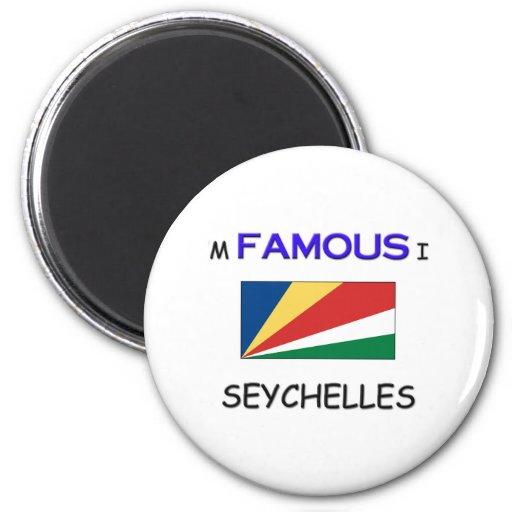 Soy famoso en SEYCHELLES Imanes