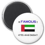 Soy famoso en UNITED ARAB EMIRATES Imanes De Nevera