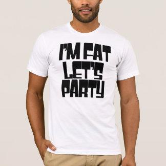 Soy FAT Playera