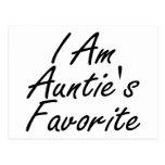Soy Favorite de tía Postal