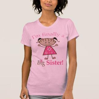 Soy finalmente una figura étnica chica del palillo tshirts