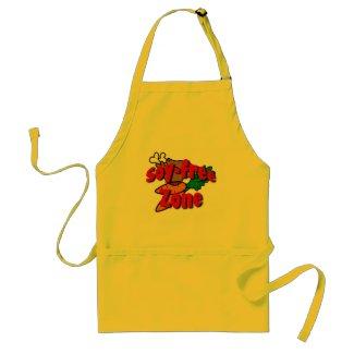 Soy-Free Zone apron