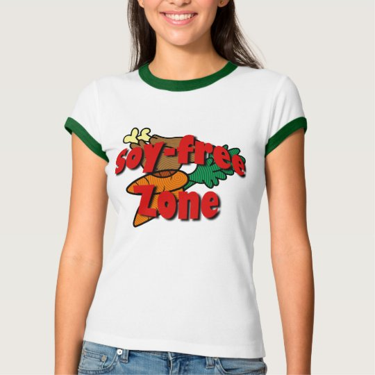 Soy-Free Zone T-Shirt