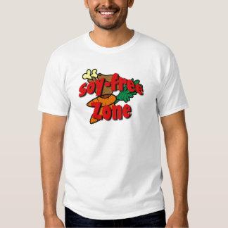 Soy-Free Zone T Shirt
