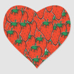 soy fresa sticker heart large plain